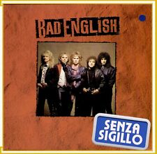 "BAD ENGLISH "" "" LP NUOVO PRIMA EDIZIONE 1989 EPIC 5099746344719"