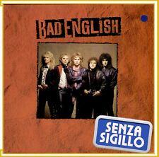 """BAD ENGLISH """" """" LP NUOVO PRIMA EDIZIONE 1989 EPIC 5099746344719"""
