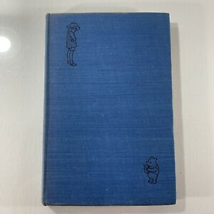 Now We Are Six A.A. Milne 1934 8th Edition Winnie the Pooh