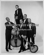 """The Ink Spots 10"""" x 8"""" Photograph no 1"""