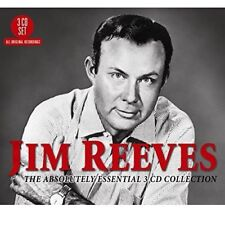 JIM REEVES - THE ABSOLUTELY ESSENTIAL 3CD COLLECTION 3 CD NEUF