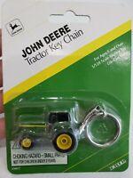 New John Deere Tractor Key Chain by ERTL Company Inc. in Original Package E05