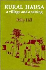 Rural Hausa: A Village and a Setting-ExLibrary