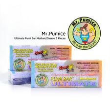 3 Bar Mr. Pumice Ultimate Pumi Bar Medium/Coarse