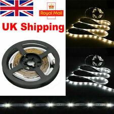 1-5M USB Power LED Strip Lights 5050 RGB TV Backlight Lighting Remote Control UK