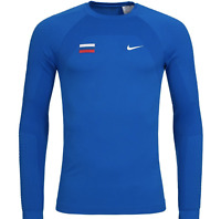 Nike Russland Baselayer Fitness Sport Funktionsshirt Shirt NEU OVP 2XL gym putin