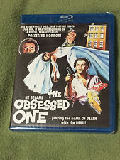 Free*Postage New The Obsessed One Blu Ray Code Red Donald Jones Ramdjan AbdoelRa