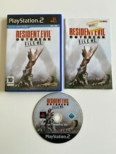 Resident Evil Outbreak - File #2 (PS2) Playstation 2 Game - PAL - COMP