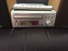 DENON UD-M30 Compact Stereo Hi-Fi FM/AM CD tuner amplifier system with AUX