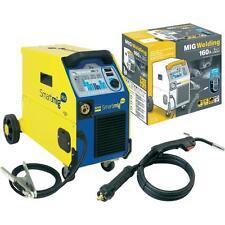 GYS SmartMig-Schweißgerät 162 incl. Druckminderer und noch anderem Zubehör!!!