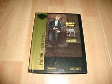 REBELDE SIN CAUSA PELICULA EN DVD + LIBRO CON JAMES DEAN NATALIA WOOD