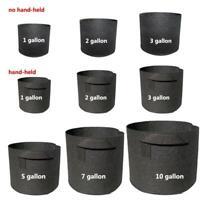 1-30 gallon big Plant seedling Grow Bags pot home garden tools Potato