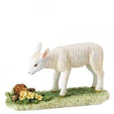 Border Fine Arts James Herriot A26102 Spring Encounter White Lamb