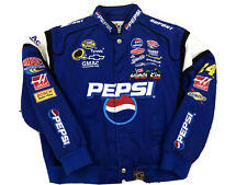 Vintage CHASE NASCAR JEFF GORDON Pepsi Betty Boop 44 Embroidered Jacket Coat