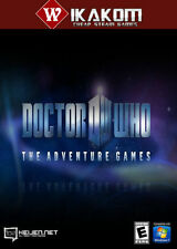 Doctor Who The Adventure Games Steam Digital NO DISC/BOX **Fast Delivery!**