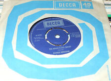 FATHER ABRAHAM The Smurf Song 45 RECORD DECCA UK IMPORT FROM U.S. SELLER