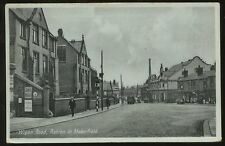 Lancs ASHTON in MAKERFIELD Wigan Road PPC c1930s?