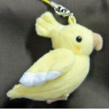 Cockatiel (Lutino) Plush  ' with you always '