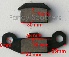 ATV Front Brake Shoes  for China Made ATVs (LS-FF)