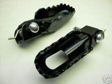 Predellini artigli correvano * MOTO CROSS ENDURO * Claw Footpeg Footrest DT 250 DT 175