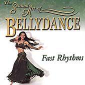 Sensual Art of Bellydance: Fast Rhythms by Various Artists (NEW CD)