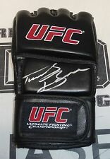 Travis Browne Signed UFC Glove PSA/DNA COA Autograph Fox 11 168 145 135 130 FX 5