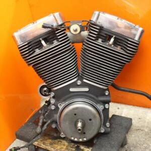 02-04 HARLEY-DAVIDSON ELECTRA GLIDE FLHTC CLASSIC ENGINE MOTOR RUNS GREAT 30 DAY