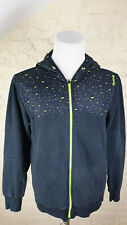 REEBOK Fitness Division Men's Hoodie Size: Large Good Used Condition