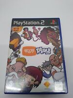 EyeToy: Play (Sony PlayStation 2, 2003) Requires An EyeToy USB Camera
