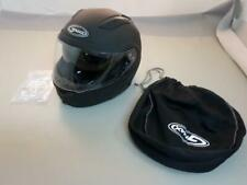 New ListingGmax Gm64S Size Medium (M) 57-58cm, Black Matte Modular Snow Helmet