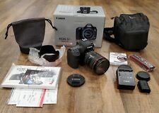 Canon EOS 5D Mark III 22.3MP Digital SLR Camera Kit w/ EF L IS USM 24-105 f4