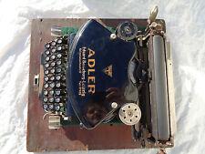 Schreibmaschine Adler No 7