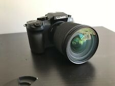 Panasonic Lumix G7 incl. Sigma 16mm f1.4