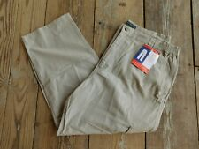 Royal Robbins outdoor travel clothing cargo jeans hiking pants mens size 44w 32L
