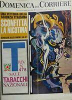 DOMENICA DEL CORRIERE N.12 1967
