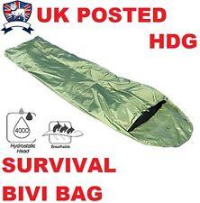 HIGHLANDER KESTREL BIVI BAG SURVIVAL TENT SHELTER ARMY WATERPROOF BREATHABLE