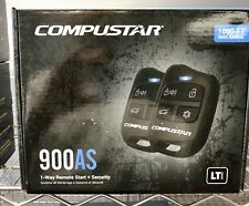 Compustar CS-900AS 1000-ft max range remote start and alarm Complete BRAND NEW