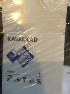 IKEA KAVALKAD frying pan black (28 cm)
