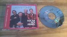 CD ROCK LITTLE VILLAGE-Solar Sex Panel (2) canzone PROMO WEA Reprise SC