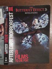 Signiert Autogramm DVD Cover Butterfly Effect 3-Rachel Miner & Chris undCarmack