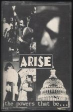 ARISE - THE POWERS THAT BE - CHRISTIAN METAL DEMO TAPE - BLUE SPRINGS, MO
