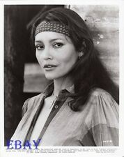 Barbara Carrera busty VINTAGE Photo Lone Wolf McQuade