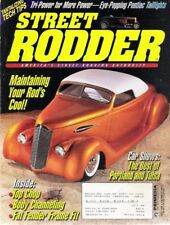 STREET RODDER 1998 JULY - CUSTOM ROD FRAMES, 2X3 SET UP, DEUCE TRUCK CHOP