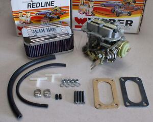 Opel GT Kadett Manta 67 to 73 1.9 Performance Weber 38/38 DGES Conversion Kit