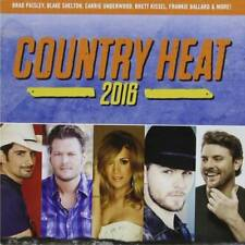 CD de musique country contemporains various