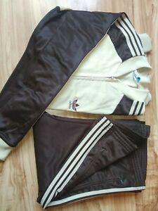 Vintage 1980 Adidas Superstar warm-up tracksuit ATP Keyrolan Ventex DMC Ramirez