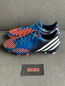 Adidas Predator Lethal Zones Lz New Uk 7 Us 7.5