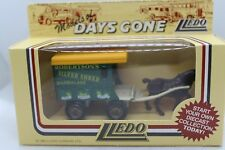 Lledo Days Gone Horse Drawn Van with Robertsons Silver Shred Decals