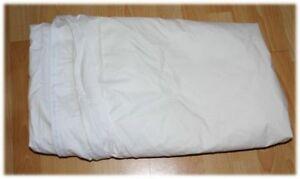 Allergiker Matratzenbezug 90x190x16cm - milbendichte Bettwäsche