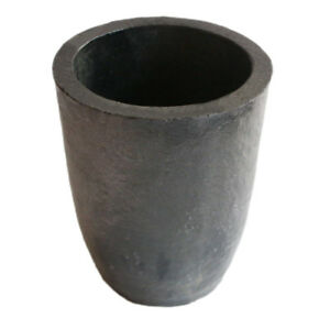 10kg Casting Clay Graphite Crucibles Refining Melting Copper Aluminium Brass ect
